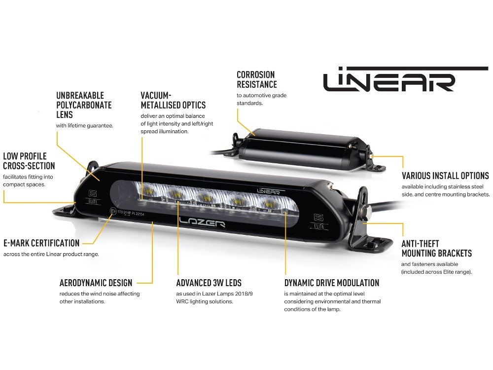 lazer lamps linear-18