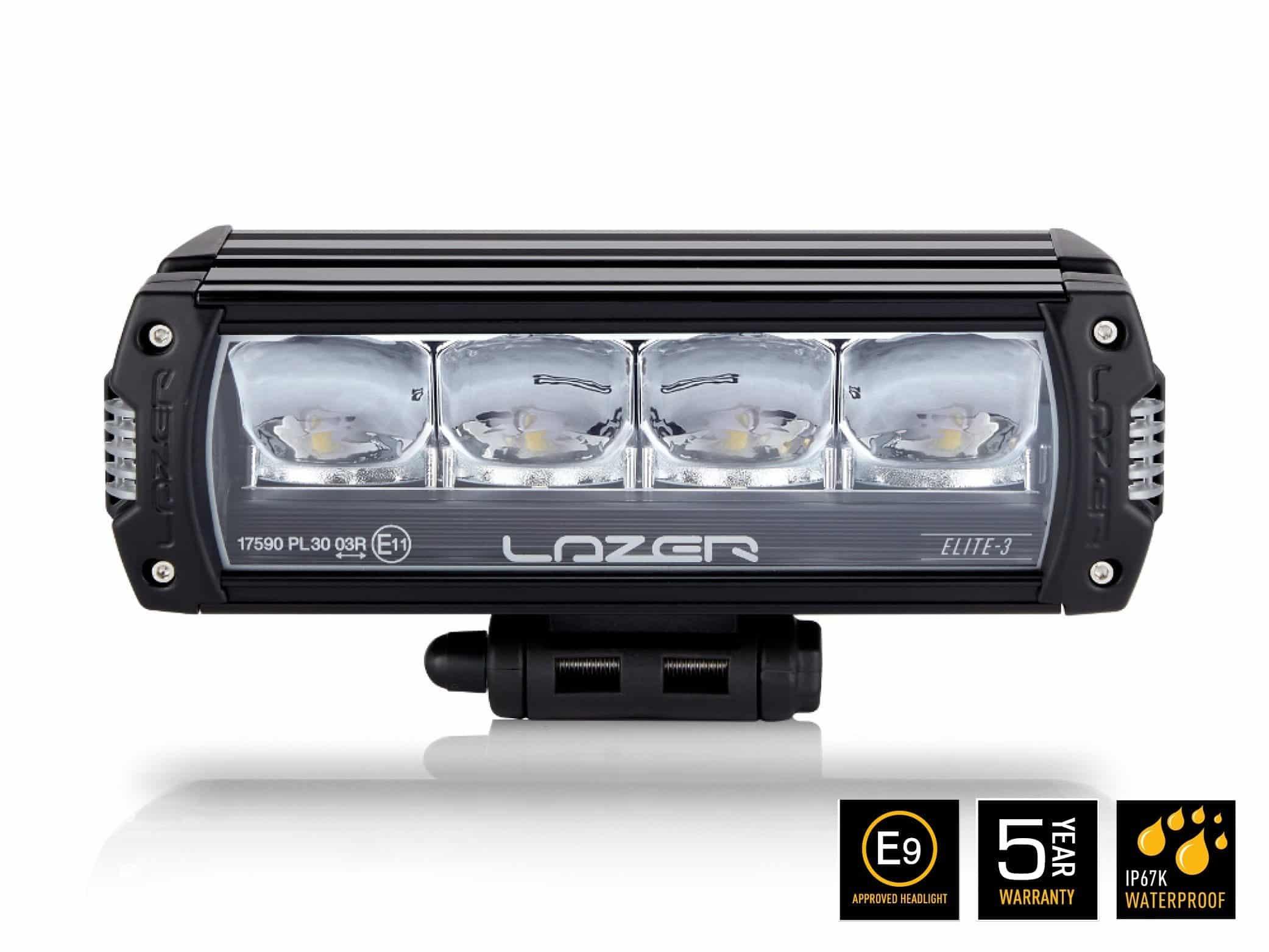 Lazer Lamps Triple-r 750 Elite 3
