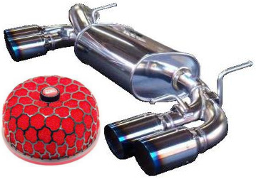 Exhaust/Induction